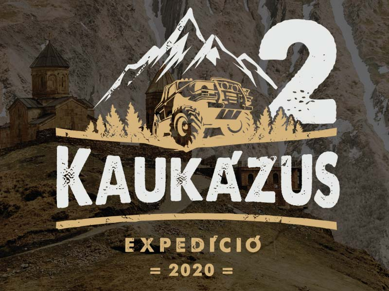 GoHellas - Kaukázus expedíció 2