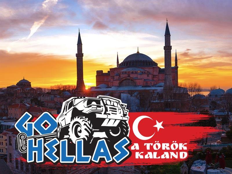 GoHellas - Török kaland